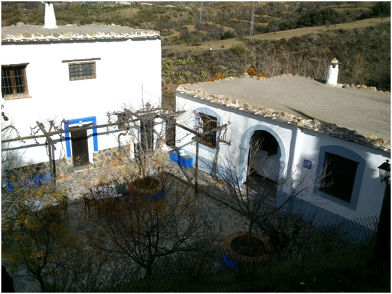 Exterior Alquieria Morayma