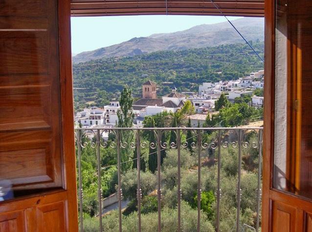 Vista desde Balcón de Valor