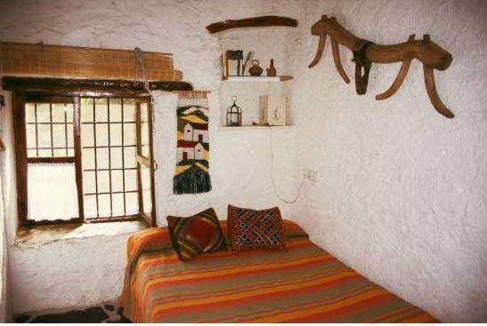 Interior de Bombilla Verde, Trevelez - Alpujarra