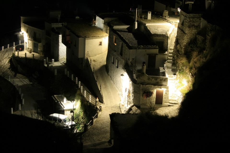 Vista de Trevelez - Alpujarra