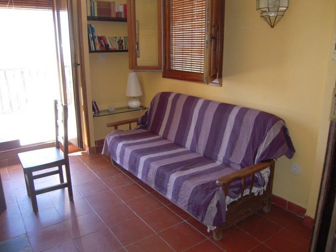 Interior de Ermita del Poqueira, Bubión - Alpujarra